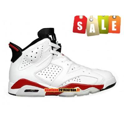 Jordan 6 enfants,Air Jordan 6/VI Retro GS Baskets Jordan Pas Cher Chaussure Pour