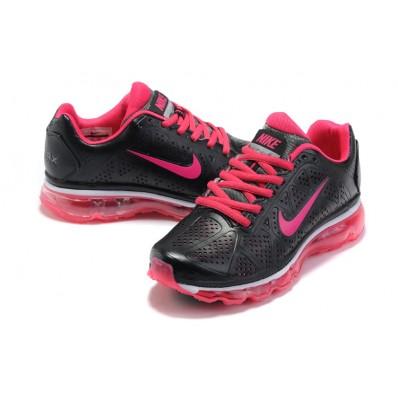 Nike Air Max 2011 Femme,Y6000901 Nike Air Max 2011 Netty Noir / Orange de la femme
