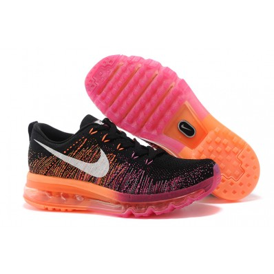 Nike Air Max 2014 Femme,Femme nike air max 2014 Vert orange