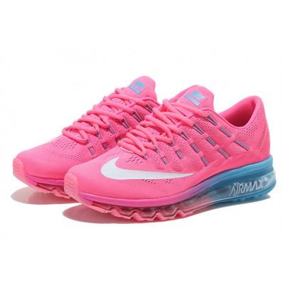 Nike Air Max 2016 Femme,Soldé 35Hbbi Vqb4H Nike Air Max 2016 Femme Rose Rouge Blanc