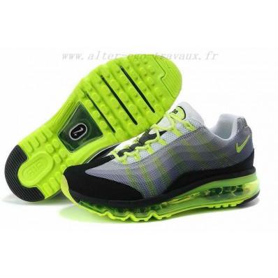 Nike Air Max 95-360 Femme,Nike football, femme chaussures rf41 nike air max 95 360 vert