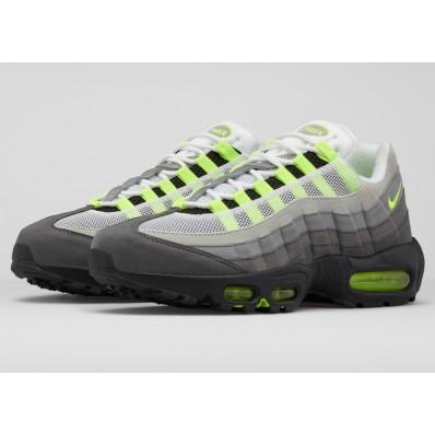 "Nike Air Max 95 Femme,Nike Air Max 95 OG ""Neon"" Date de sortie Release date"