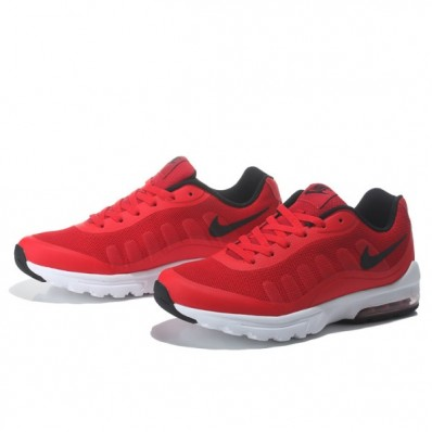 Nike Air Max 95 Homme,Nike Air Max 95 Homme Rouge Noir Homme Chaussure