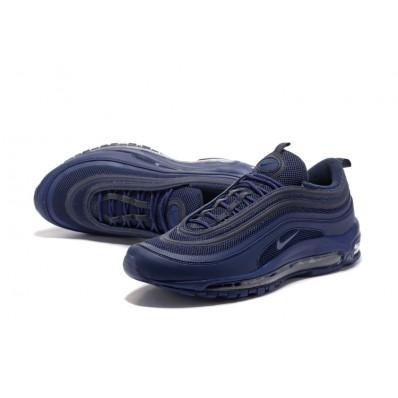 Nike Air Max 97 Homme,chaussure nike pas cher homme,nike air max 97 bleu soldes