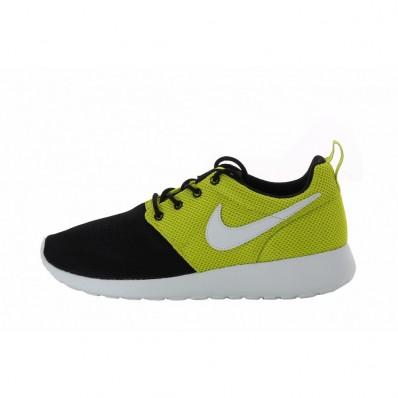 Nike Roshe Run enfants,Basket Nike Roshe Run (GS) 599728 008 Pegashoes