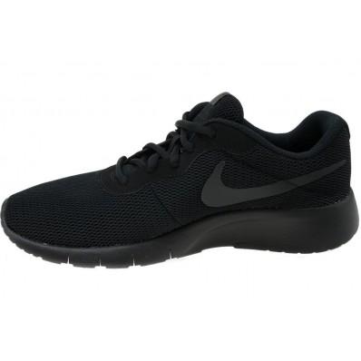 Nike Tanjun enfants,Nike Tanjun Gs 818381 001 Enfant mixte Baskets Noir – Chaussures