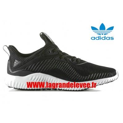 adidas alphabounce femme,Adidas Alphabounce 1 W Chaussure de Running Homme/Femme Noir
