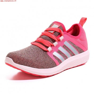 adidas bounce femme,adidas Chaussures sport CC FRESH BOUNCE femme rose gris [AD AQ7794