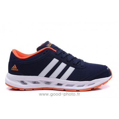 adidas bounce homme,Adidas Bounce Homme Dark Bleu Orange 6486883