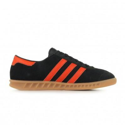 adidas hamburg homme,Chaussures baskets Adidas Homme Hamburg taille Noir Noire Cuir
