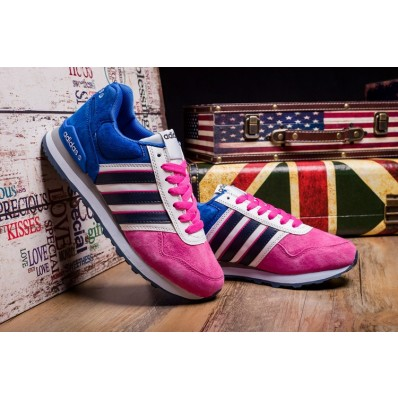 adidas neo 10k femme,Nouveau Look adidas néo 10k Femme rose bleu marine fr vente