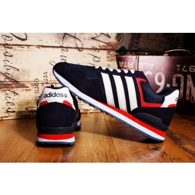 adidas neo 10k homme,chaussure adidas neo 10k homme navy blanc rouge