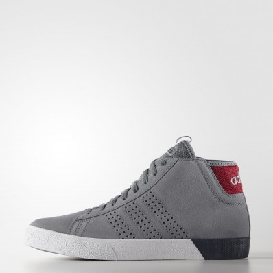 adidas neo daily team homme,De Luxe Adidas NEO Hoops Team Homme Onix/noir/solaire oranje
