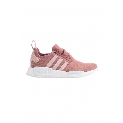 adidas nmd r1 femme,ADIDAS NMD R1 Baskets pour Femme Rose Planet Sports