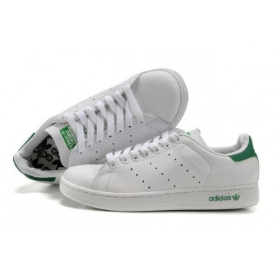 adidas stan smith homme,Bon Plans Femme Chaussures Pas Cher Adidas Stan Smith Blanc Vert