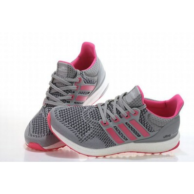 adidas ultra boost femme,Adidas Ultra Boost Rose Gris Femme