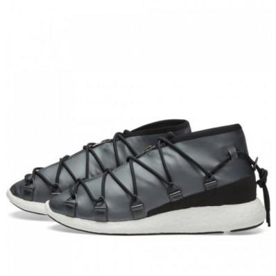 adidas y3 femme,Boutique AW16 /17 ADIDAS Y3 Cross Lace Run Boost Metallic BB4705