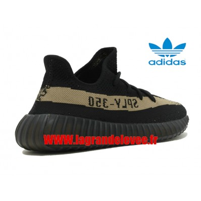 adidas yeezy boost 350 v2 homme,Adidas Yeezy Boost 350 V2 Chaussure Adidas Homme/Femme Noir/Vert