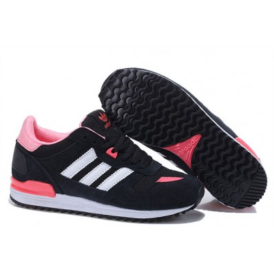 adidas zx 10000 femme,Chaussures de course Adidas ZX 700 Femmes Noir rose [M19412] LD805