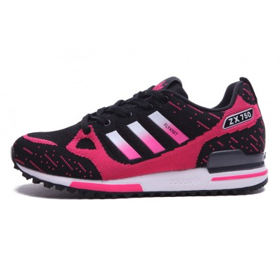 adidas zx 750 femme,Adidas Zx750 Femme Rose Rouge Noir