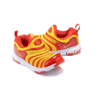 nike dynamo free,Nike Dynamo Free Kids 618 Yellow Orange Nike Baby Shoes Sale