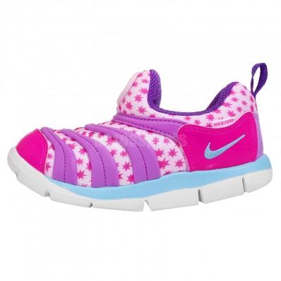 nike dynamo free toddler,Nike Dynamo Free TD Star Print Purple Pink Toddler Baby Running