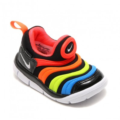nike dynamo free toddler,Rubberized Rainbow Sneakers : toddler Nike shoes