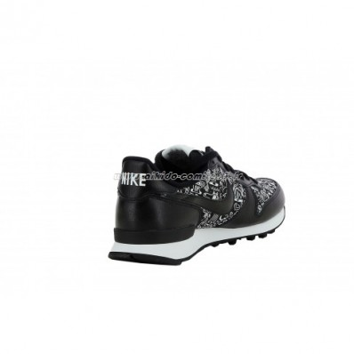nike internationalist enfants,Enfant Nike Basket Nike Internationalist Print 833814 001 Noir