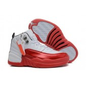 Jordan 12 enfants,air jordan retro 12 enfants rouge jaune sale