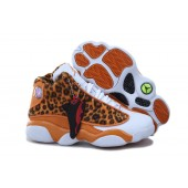 Jordan 13 enfants,introduction De Nouvelles Hot Enfants Air Jordan 13 Retro Leopard