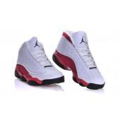 Jordan 13 enfants,poster jordan, Enfants Jordan 13 blanc noirVarsity rouge, nike
