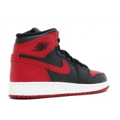 "Jordan 1 enfants,Enfants Air Jordans air jordan 1 retro high og bg (gs) ""bRouge"