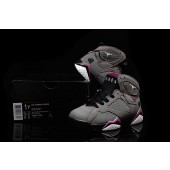 Jordan 7 enfants,soldé 2016 Nike Air Jordan 7 Retro GS Valentines Day AJs enfants