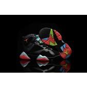 Jordan 7 enfants,soldé 2016 Nike Air Jordan 7 Retro gris blanche Violet basket