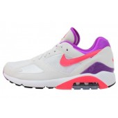Nike Air Max 180 Homme,nike air 180 femme,Superbe Violet GoldenYellow Nike Air Max 180
