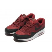 Nike Air Max 1 Homme,air max 1 rouge homme