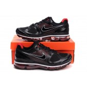 Nike Air Max 2010 Homme,Nike Air Max 2010 Rouge Noire Chaussures Homme [230205sdr