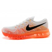 Nike Air Max 2014 Femme,air flyknit,nike air max flyknit blanche et orange femme