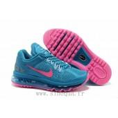 Nike Air Max 2015 Femme,Nouvelle France Urbain Nike Air Max 2015 Femmes Bleu Rose 9097474