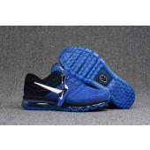 Nike Air Max 2017 Homme,Chaussures Nike Air Max 2017 Homme KPU Bleu Noir