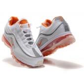 Nike Air Max 24-7 Femme,nike shoes air max, Chaussures 24/7 Blanc/orange Hommes, air max