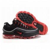 Nike Air Max 24-7 Homme,Air Max 24 7 Pas Cher Dernier Pour Homme Chaussure Noir Rouge Hottest