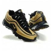 Nike Air Max 24-7 Homme,air max candidat à la chaussure 24 7 des hommes noir jaune