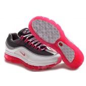 Nike Air Max 24-7 Homme,air max femme soldes, Chaussures Nike Air Max 24 7 Rose/Gris/Blanc