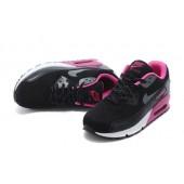 Nike Air Max 90 Femme,Nike Air Max 90 Femme Noir Et Rose