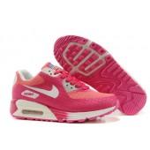 Nike Air Max 90 Femme,NIKE AIR MAX 90 rose blanc Femme chaussures