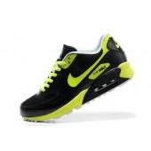 Nike Air Max 90 Homme,Nike Air Max 90 Pour Homme Noir Fluorescent Vert Site Francais