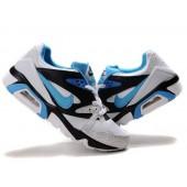 Nike Air Max 91 Homme,basket air max homme, Chaussures 91 Bleu/noir/blanc Hommes