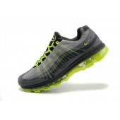Nike Air Max 95 360 Homme,Nike Air Max 95 360 Homme Chaussures de Sport Wire Drawing Noir Verte