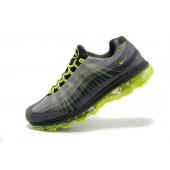 Nike Air Max 95 360 Homme,Nike Air Max 95 360 Homme Chaussures de Sport Wire Drawing Noir Verte
